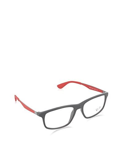 RAY BAN FRAME Montura 0RX7055539355 (58 mm) Carbón