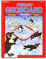 Primary Geoboard Activity Books - 1
