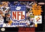 echange, troc NFL Football - Super Nintendo - PAL