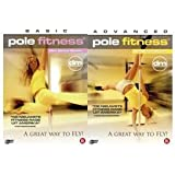 POLE DANCE FITNESS - 2 DVD kombi: Basis und Advanced Pole Fitness