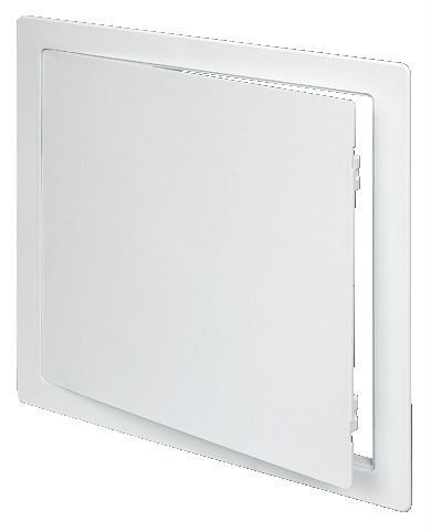 Great Features Of Dynasty Hardware AP2222 Access Door 22 x 22 Styrene Plastic White