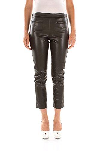 Pantaloni Pinko Donna Poliestere Verde 1G11A5Y1KEX26 Verde 44