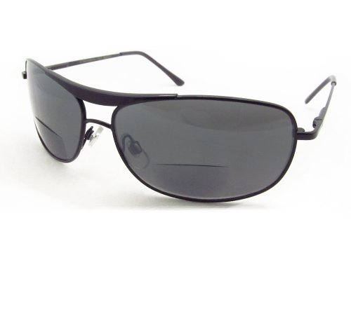 Aviator Bifocal Sunglasses for Men. Available From 1.00, 1.25, 1.50, 1.75, 2.00, 2.25, 2.50, 2.75, 3.00, 3.25 and 3.50.