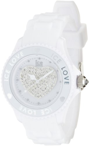 Ice-Watch Ice-Love White Small Silicone Watch LO.WE.S.S