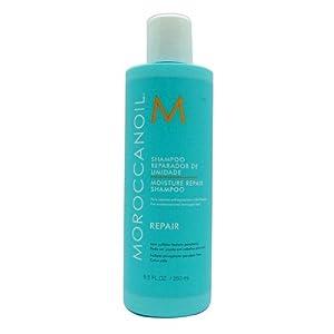 Moroccanoil Moisture Repair Shampoo, 8.5-Ounce Bottle