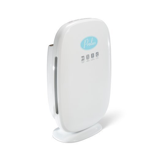 New Prolux CA2000 Air Purifier with large HEPA Ionic cleaning Warranty and Air Quality Sensor by Prolux