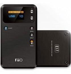 Fiio E17 USB DAC Headphone Amplifier[輸入品]