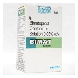 Bimat Eyelash Solution | 3mL Bottle