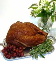 Chardonnay Herb Smoked Turkey