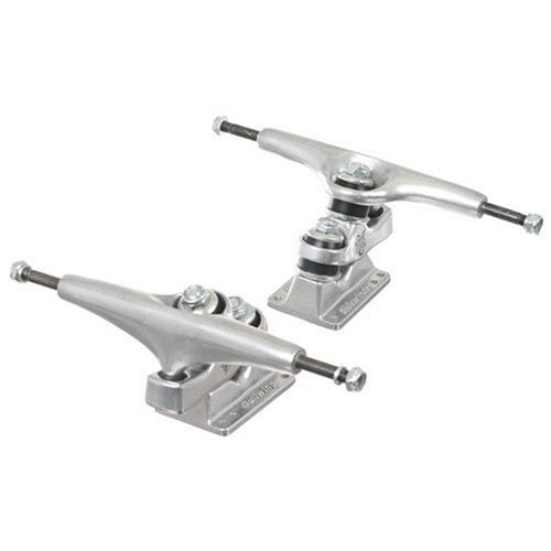 Gullwing SIDEWINDER Trucks 9.0 (set of 2) - Silver