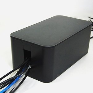 Cosmos EL0082 Mini Cable Management Box with Fastening Strap