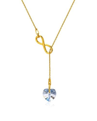 Coccola Halskette  Sterling-Silber 925
