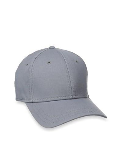 Ben Sherman Men's Cotton Twill Baseball Cap, Smoked Pearl