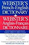 Webster's French-English Dictionary (French Edition)