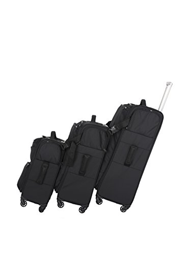 it-luggage-carry-two-4-rollen-trolley-set-3-tlg-black