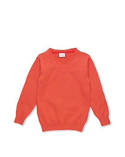 Neck & Neck Kid's Knitted V-Neck Sweater