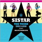 Sistar 3rd Single (韓国盤)
