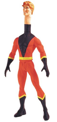 Justice League Series 2: Elongated Man Action Figure - 1