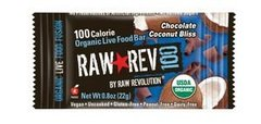 Raw Revolution Chocolate Coconut Bliss (20X.8 Oz)- 20 Pack
