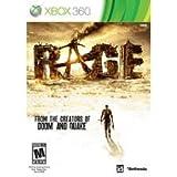 RAGE with Pre-Order Bonus Anarchy Edition - Xbox 360