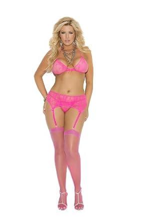 Amazon.com: Elegant Moments Women's Plus-Size Queen Size