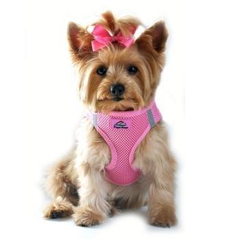 American River Choke Free Dog Harness - Size Xs - Candy Pink