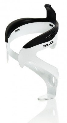 XLC Alloy Water Bottle Cage - White/Black