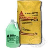 sika-sikatop-122-plus-2-component-repair-mortar-1-gallon-jug-615-lb-bag