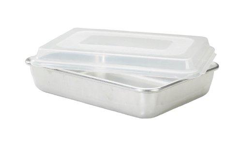 Nordic Ware Natural Aluminum Commercial Cake Pan Lid