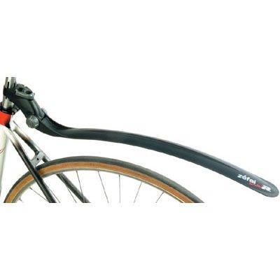 Zefal Swan Road Bicycle Fender (Black, Rear)