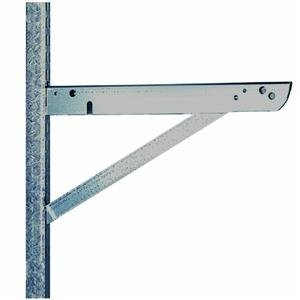 John Sterling Fast Mount 300-Pound Capacity 14 Inch Shelf Bracket #BK-0103-14