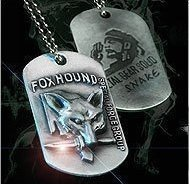 Men Necklace Dog Tag Pendant Chain Gift Picture