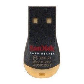 Sandisk MobileMate Micro SD & M2 Reader (SDDR-121, Bulk Package) by SanDisk