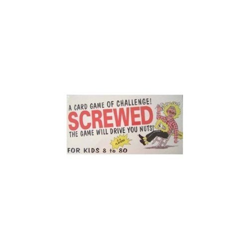 Screwed - A Card Game of Challenge! - 1