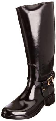 Ted Baker Women's Ilarria 2 Black Riding Boots 9-11924 5 UK