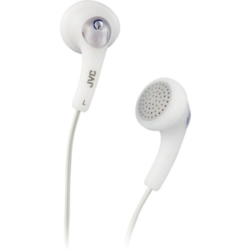 White Cool Gumy Earbuds