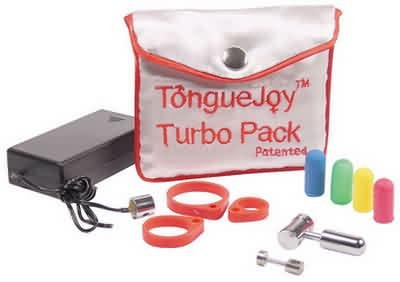 Vibrating Tongue Joy Turbo Pack