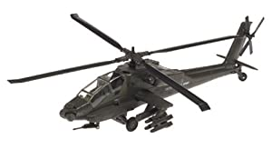 Apache Helicopter Ornament Set Of 2 By Heritage Pewter