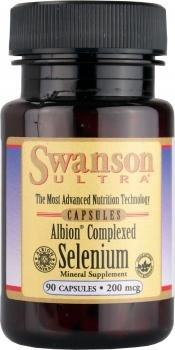 Swanson Ultra Albion Complexed Selenium (90 Capsules) from Swanson Health Products