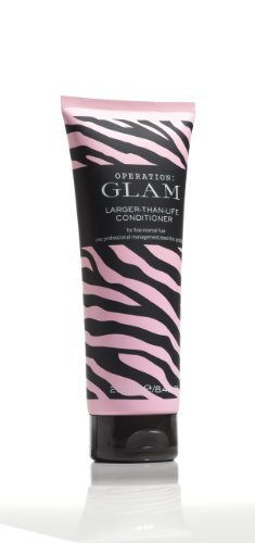 Lulu's Operation Glam Larger Than Life Conditioner for Fine Hair 250 ml