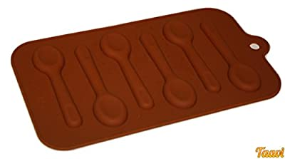 Taavi Spoon Candy Making Mold