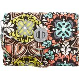 Vera Bradley Women\'s Your Turn Smartphone Wristlet Sierra Clutch