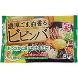 濃厚ごま油香るビビンパ(徳山物産)  160G 1個