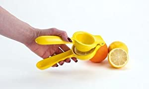 New Lemon Squeezer Lime Citrus Juicer Juice Manual Press Bar Kitchen Fruit Steel Variable