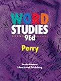 Word Studies (0538712740) by Perry, Devern J.