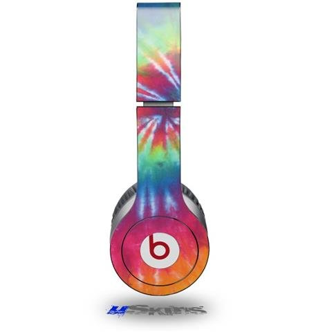 Tie Dye Swirl 104 Decal Style Skin (Fits Beats Solo Hd Headphones - Headphones Not Included)