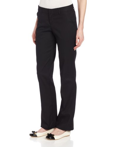 Dickies Women's Wrinkle Resistant Flat Front Twill Pant