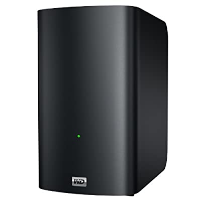 Western Digital My Book Live Duo 6 TB Personal Cloud Storage Drive from Western Digital