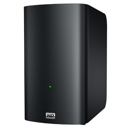 Western Digital WDBVHT0060JCH-NESN My Book Live Duo 6 TB Personal Cloud Storage Drive