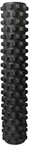 """STI - Rumble Roller - 36"""" Extra Firm Black from STI"""
